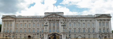 buckingham palace panorama