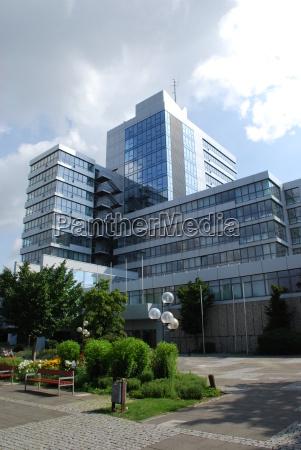 erlangen city hall metropolitan region franken