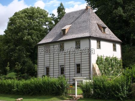 goethes garden house