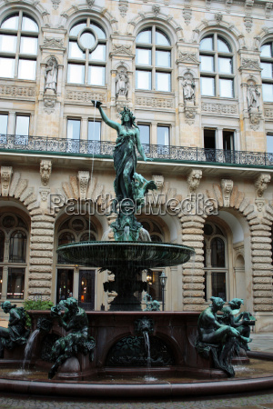 fountain city hall