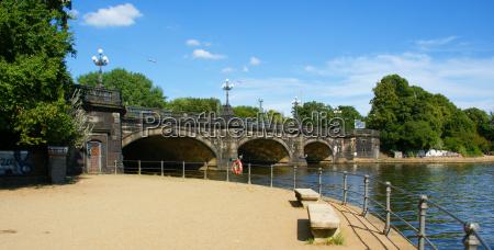 ponte estilo de construcao arquitetura grade