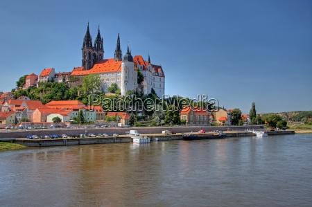 castle albrechtsburg castle