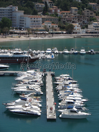 harbor of soller