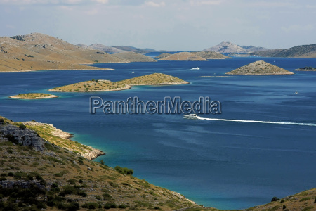 kornatische islands croatia