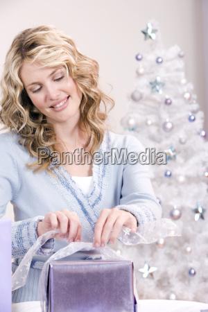 happiness decoration joy girl winter season