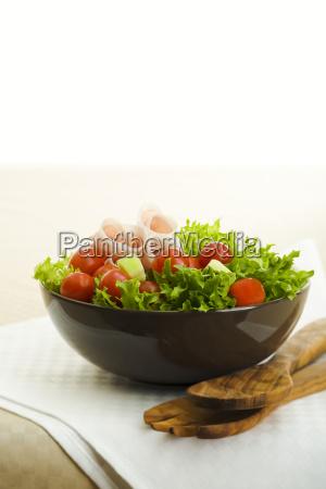 prosciutto, salad - 2199555