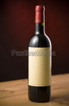 red, wine, bottle - 2200005