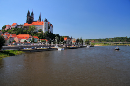 meissen with albrechtsburg castle