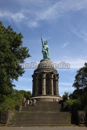 hermann monument detmold