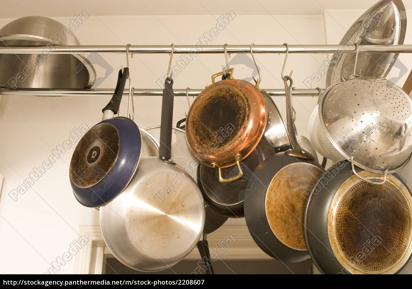 Household, Metal, Nobody, Photography, Close-Up, Hanging - 2208607