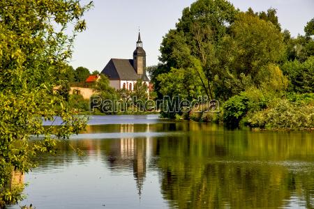 church rochlitz