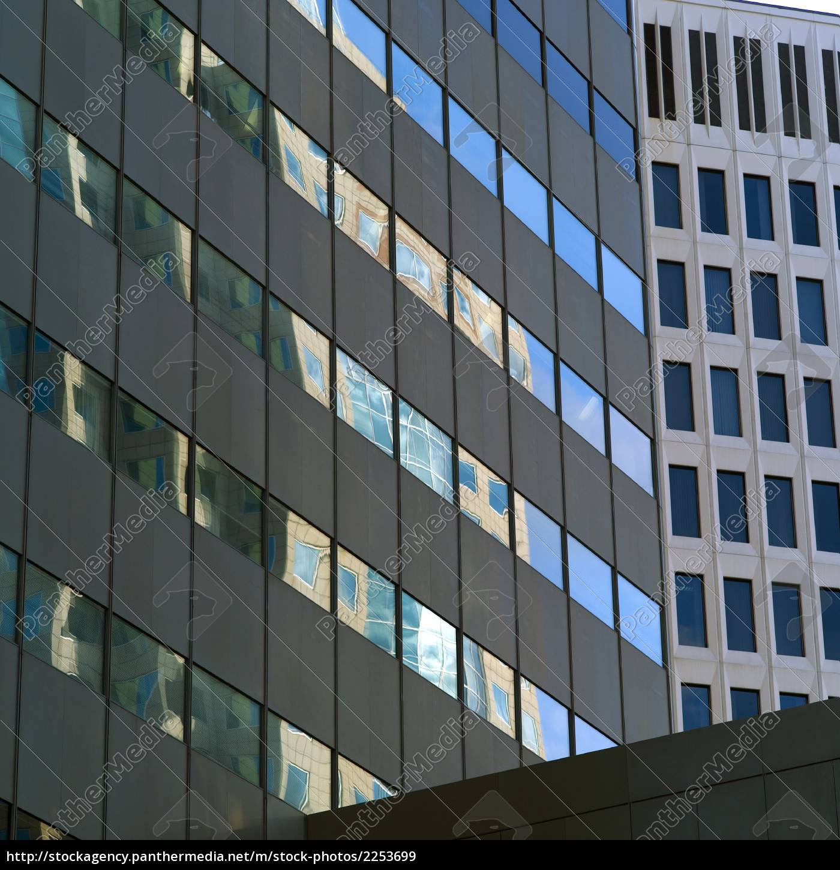 City, Urban, Shape, Glass, Reflection, Detail - 2253699