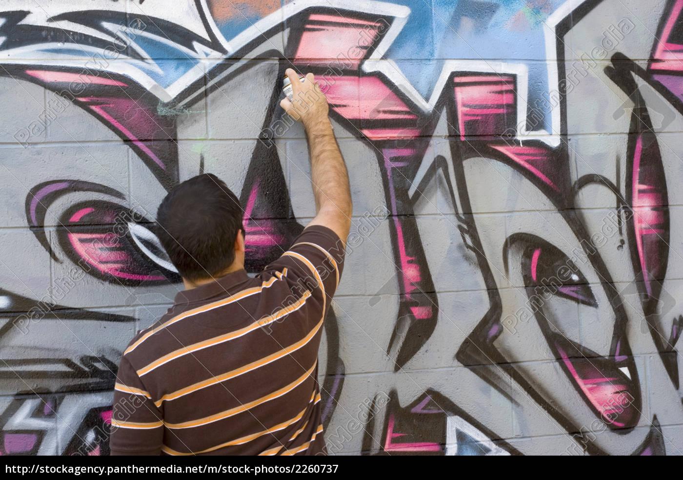 graffiti, artist - 2260737