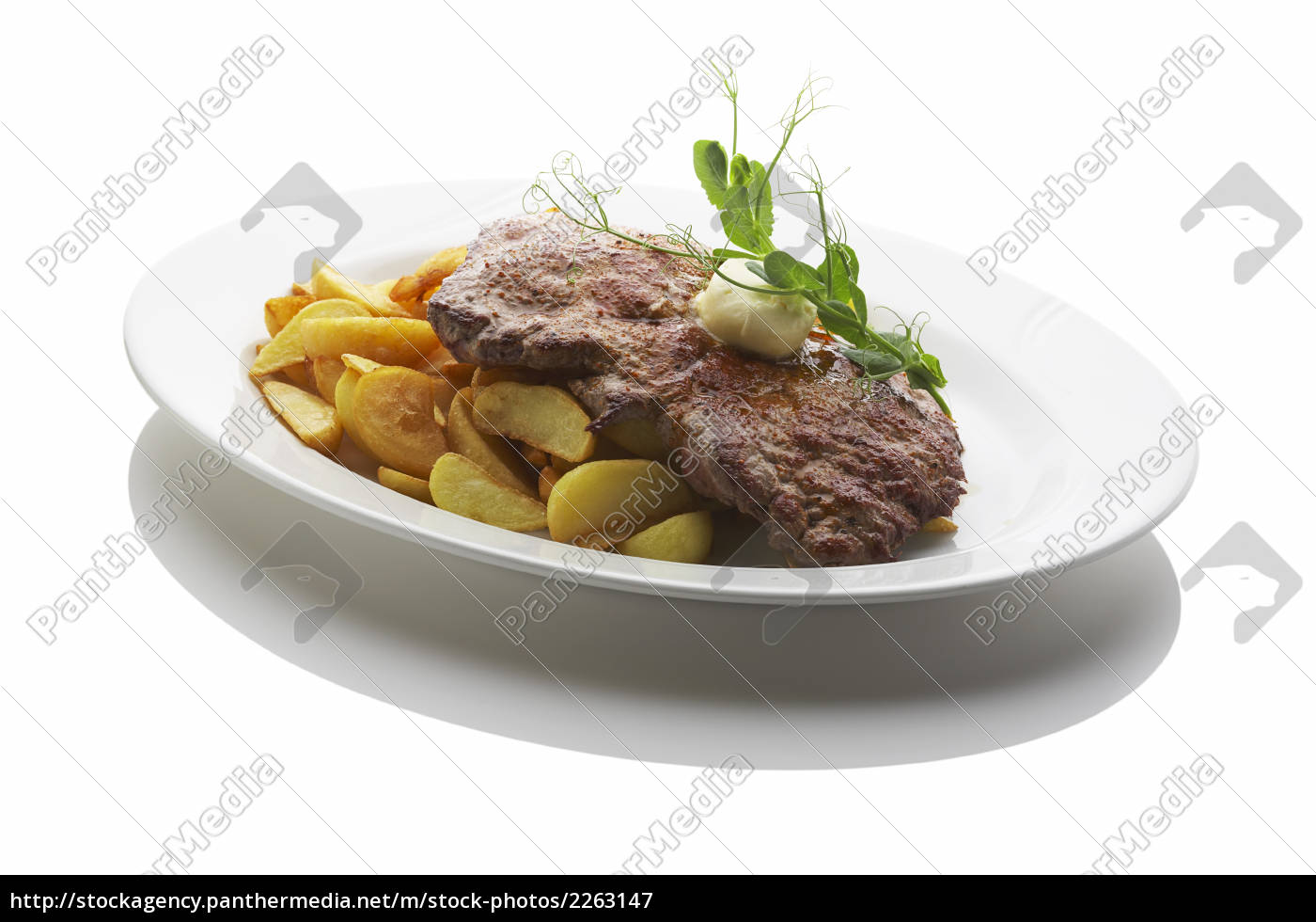 steak, on, the, plate - 2263147