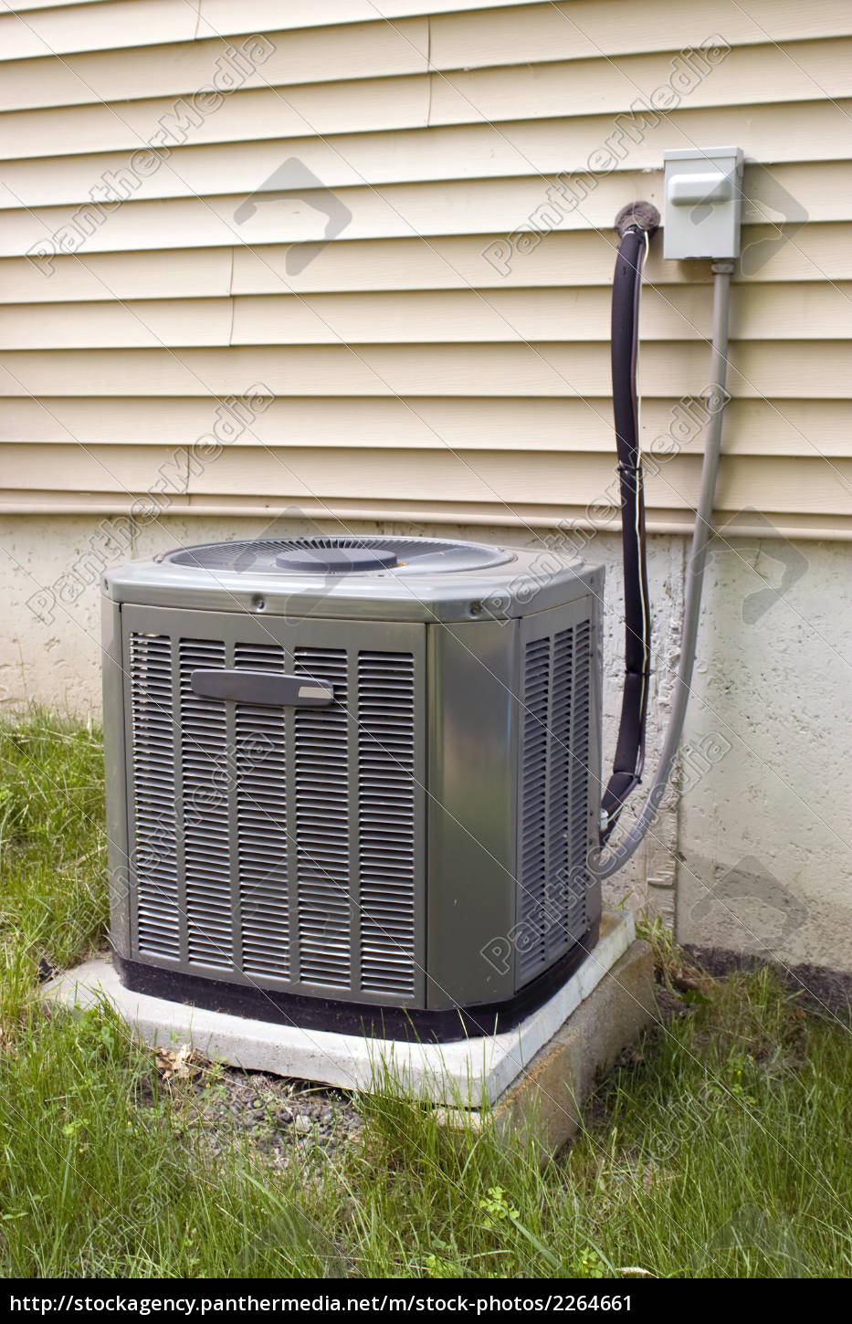 central, air, conditioning - 2264661