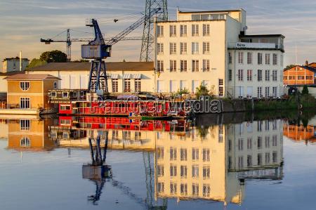 harburg inland port
