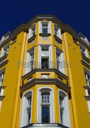 house building berlin facade style of
