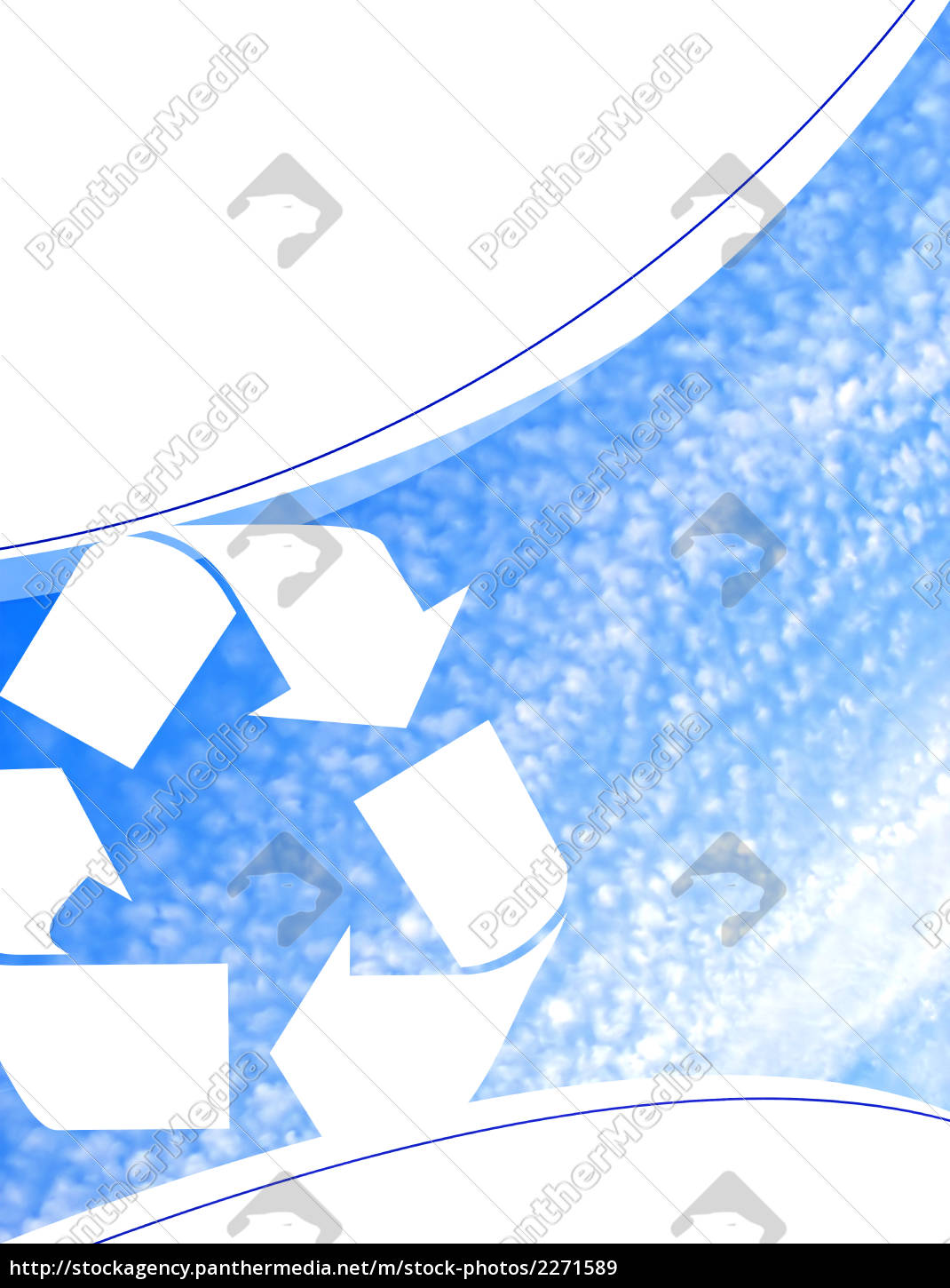 recycling, layout - 2271589