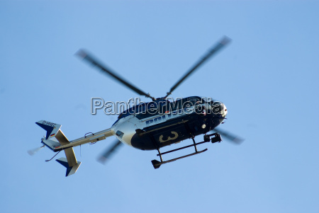 accident helicopter tracing police