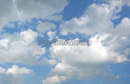 sky, with, cumulus, clouds - 2377849