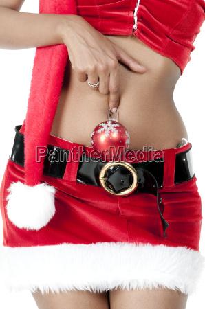 weihnachtsmaedel