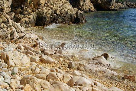 pebble on the beach pebble