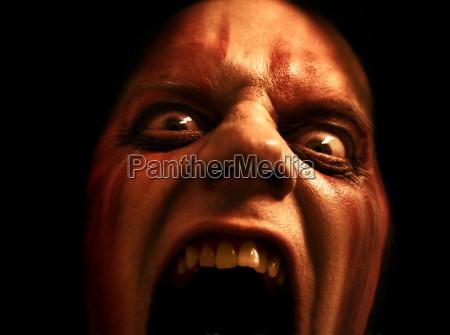 scream from the dark