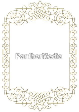gilded frame antique