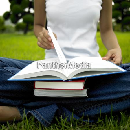 people one korean girl reader book