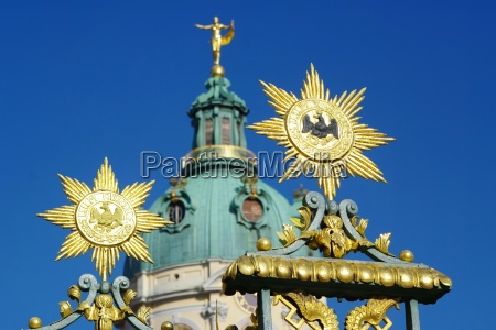 stars at schloss charlottenburg berlin