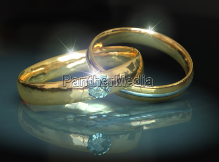 united wedding rings