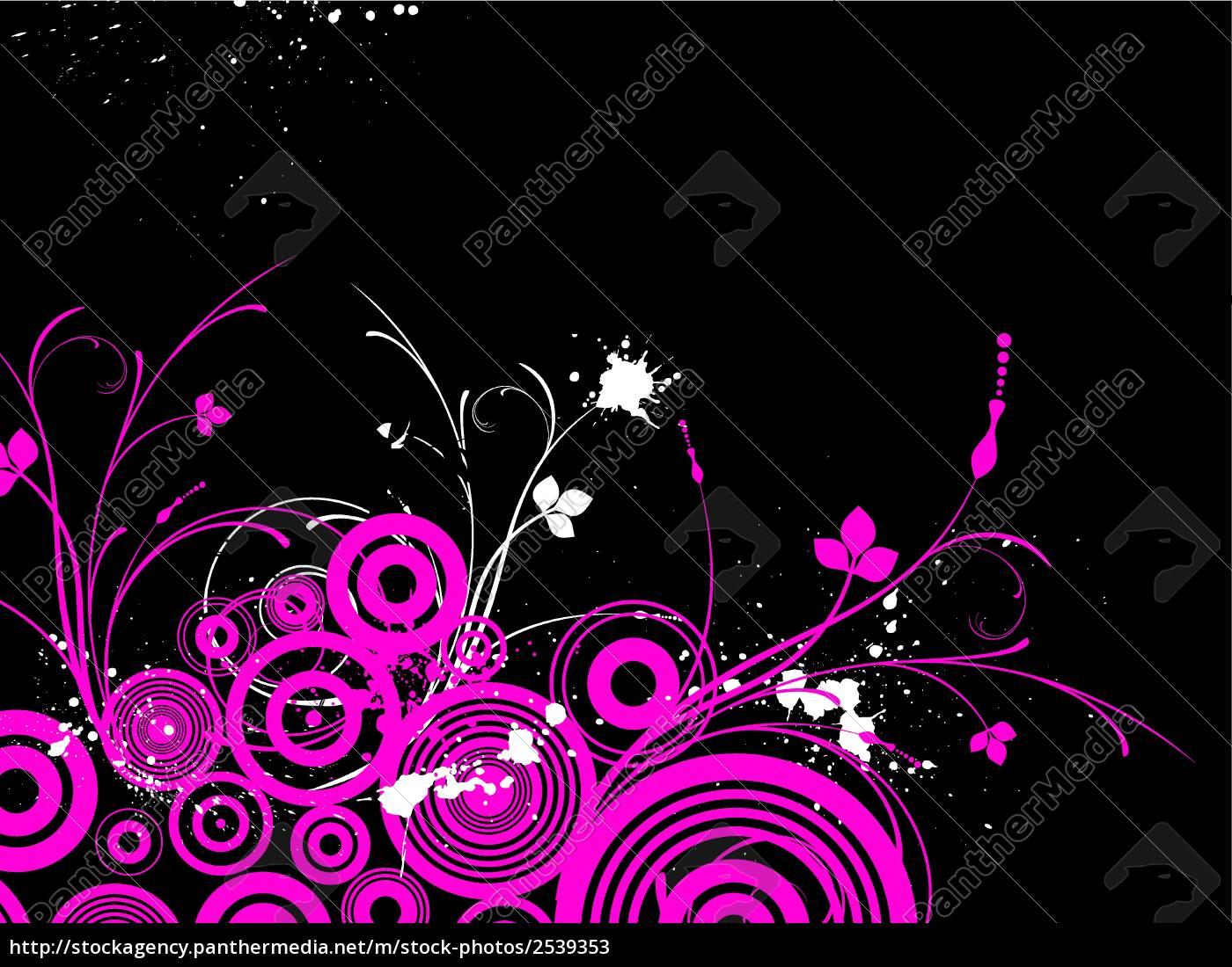 floral, grunge - 2539353
