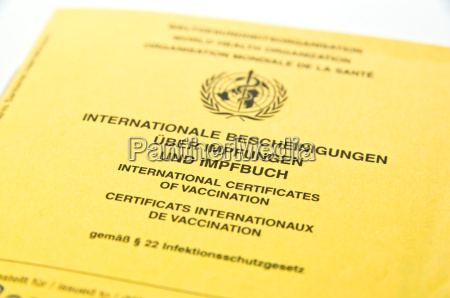 vaccination certificate