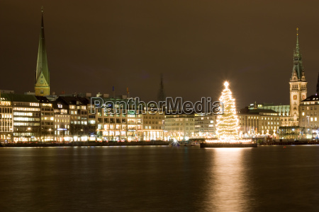 christmas on the alster