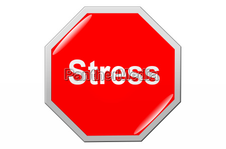 stop the stress gelbutton