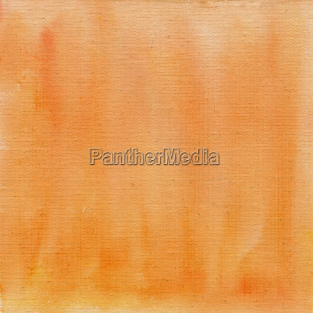 peach color watercolor abstract with