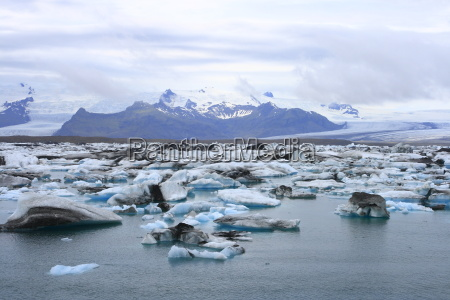 the lake jokulsarlon