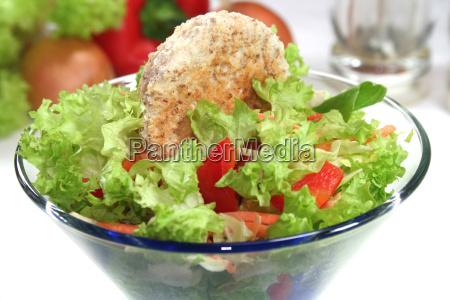 mixed, salad - 2672180