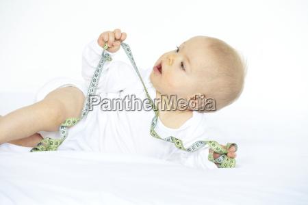 baby measuring