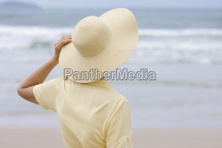 woman holiday vacation holidays vacations hat