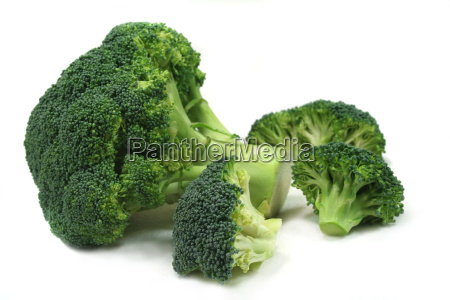 a bunch of broccoli