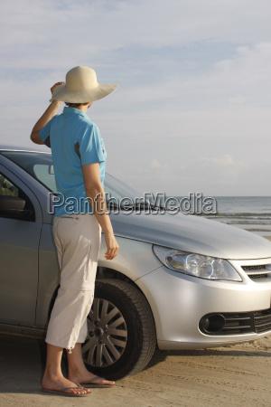 woman holiday vacation holidays vacations beach