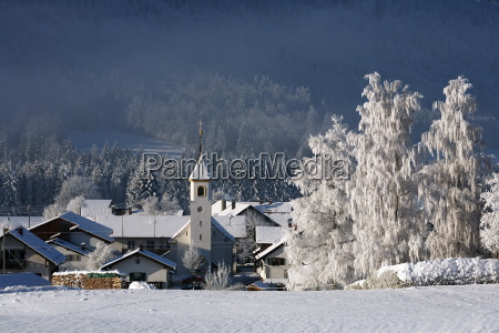 altenau winter magic in ammertal
