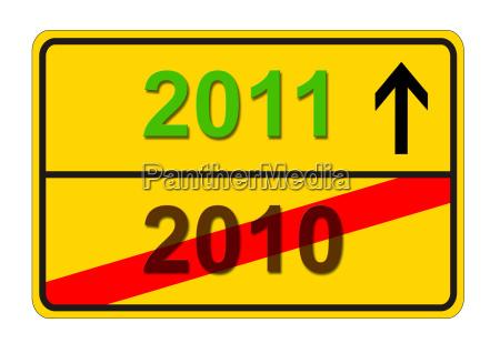 year 2010 2011 sylvester silvester