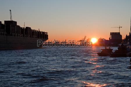 freighter evening