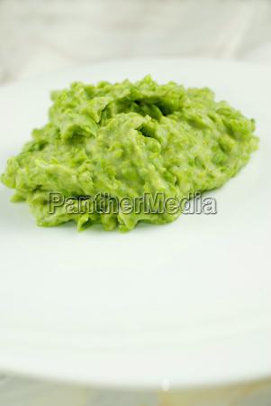 pea and potato