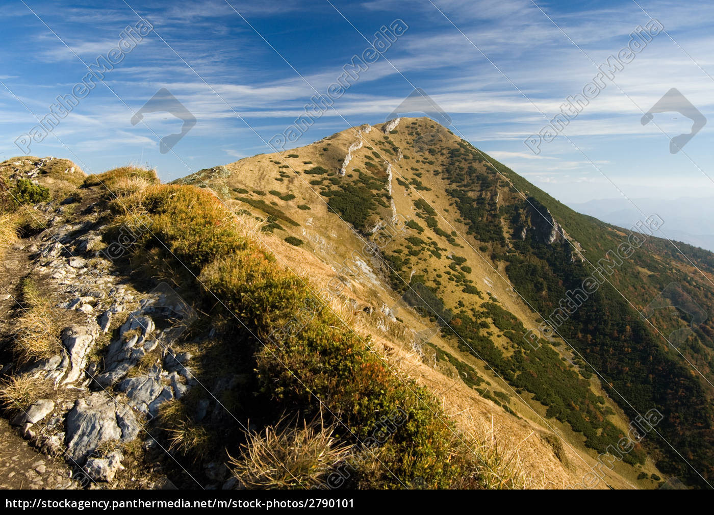 the, view, is, a, mountain, chain - 2790101