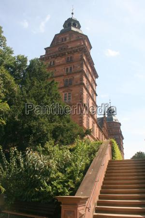 johannisburg castle 1