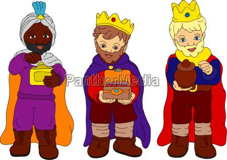 three, kings - 2804461