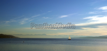 sailing, on, lake, starnberg - 2805299